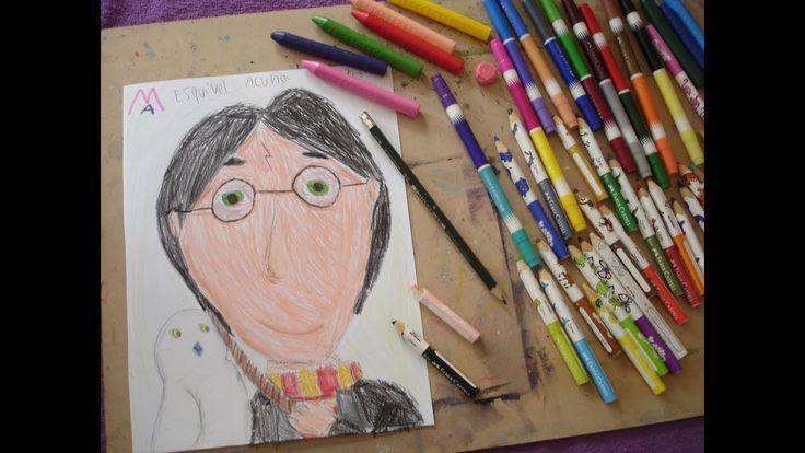 Tutorial de Dibujo: Harry Potter