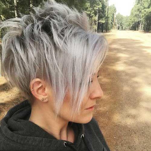 13.Pixie Haircut