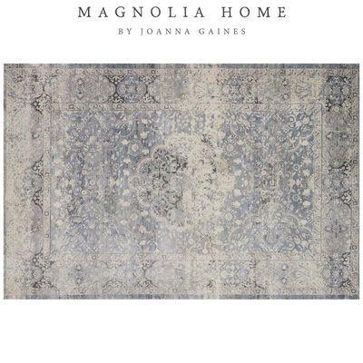 Magnolia Home Everly Light Blue Rug Magnolia Homes Rugs