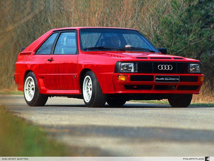 Motor--Sport™ : Audi Quatro sport