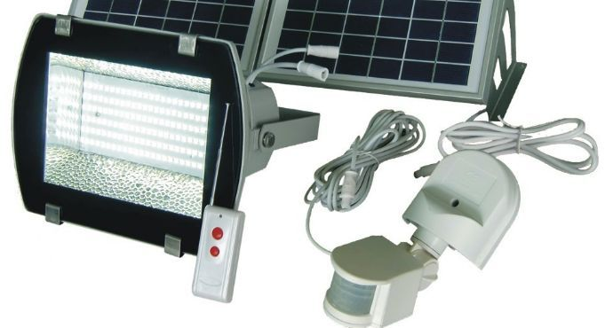 Cool Ways to Use Solar Powered Flood Lights