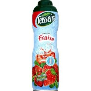 Teisseire Strawberry Syrup gives you a refreshing splash of strawberry and with this top shelf French syrup brand a little goes a long way.