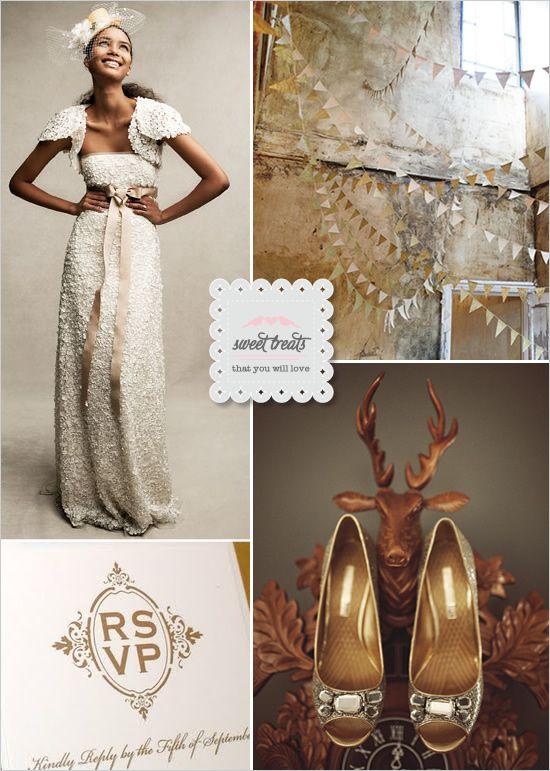 Sweet treats sparkly wedding ideas boda de ensue o y boda for Bodas de ensueno