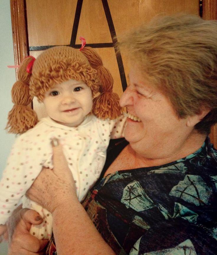 Vanecroche e patch: Touca de croche boneca com passo a passo