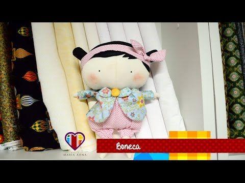 Nova boneca Tilda 2015 - Maria Adna Ateliê - Cursos e aulas de bonecas de tecidos inclusive Tildas - YouTube