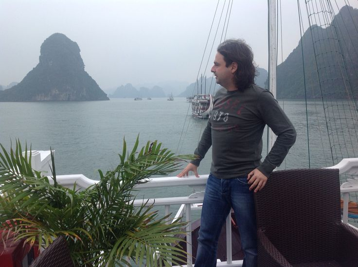 Halong Bay, Vietnam Nov 2013