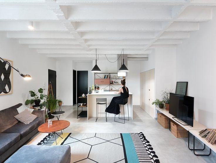 Katarina & Igor's Apartment, Belgrado, 2016 - AUTORI