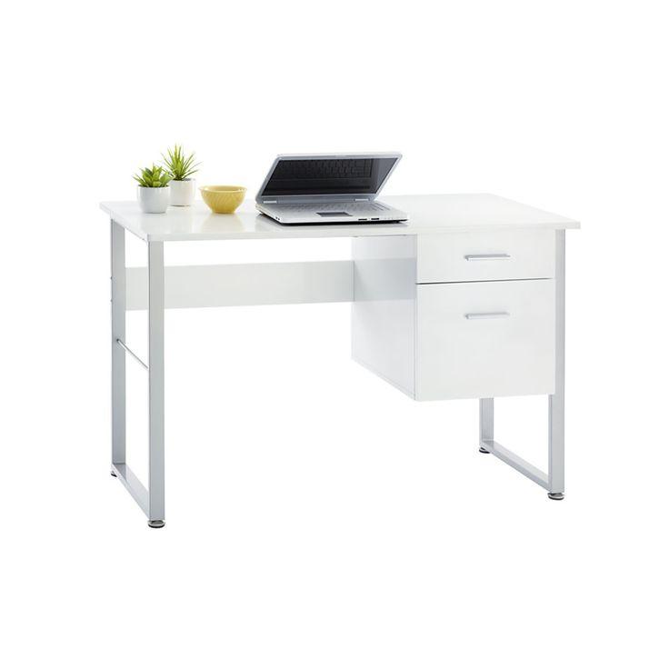 Brenton Studio Halton Desk 30 Quot H X 47 1 4 Quot W X 23 5 8 Quot D