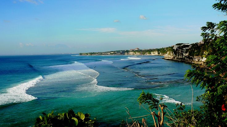 Padang Padang. Rip Curl Pro Surf competition. IT'S ON WHEN IT'S ON! Bali.