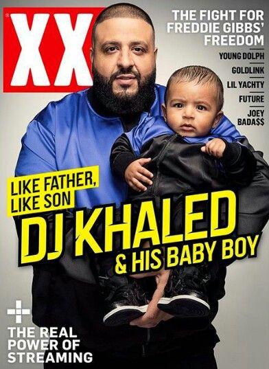 Phanney Diaries Blog: LIKE FATHER LIKE SON : DJ KHALID AND SON ASHAD COV...