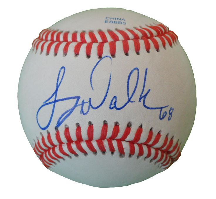 Seattle Mariners Taijuan Walker signed Rawlings ROLB leather baseball w/ proof photo.  Proof photo of Taijuan signing will be included with your purchase along with a COA issued from Southwestconnection-Memorabilia, guaranteeing the item to pass authentication services from PSA/DNA or JSA. Free USPS shipping. www.AutographedwithProof.com is your one stop for autographed collectibles from Seattle Sports teams. Check back with us often, as we are always obtaining new items.