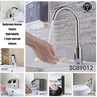 Bathroom Sensor Faucet Hot and Cold Mixer Automatic Hands Touch Free Sensor Faucet Bathroom Sink Tap Mixer Faucet (32801869004)  SEE MORE  #SuperDeals