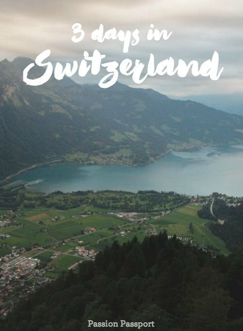 Switzerland: a country known for its idyllic landscapes. From the Alps to the glaciers to the valleys; its beauty extends in all directions. Photographer and Videographer, Zach Fackrell, was privileged to spend three days in the country in the midst of a 6 week backpacking trip from Italy to Finland.