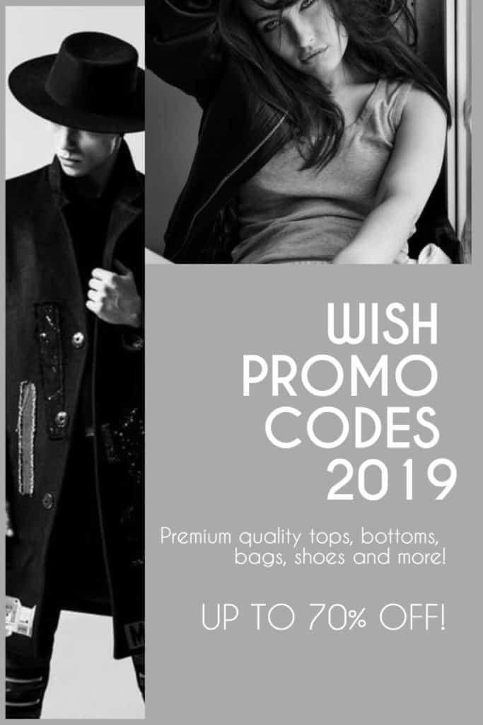 wish promo code 2019