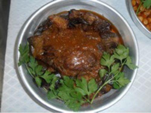 Μελιτζάνες με κρέας
