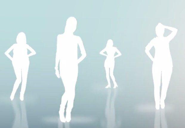 Klæd dig efter din kropsform - videoer