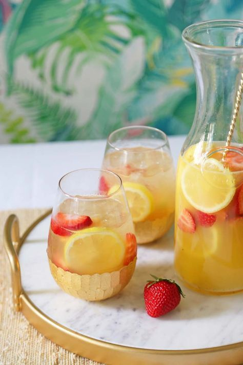 Sangria Bar DIY: A Summertime Must Have – Discover…