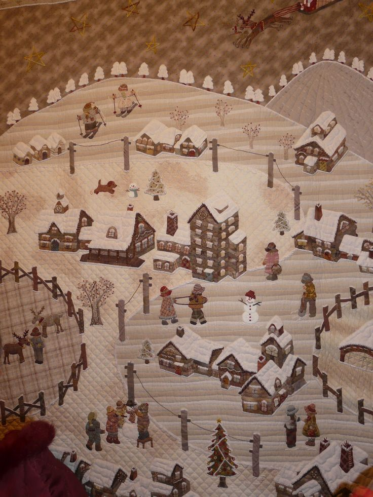 Mi hogar de patchwork reiko kato quilts applique - Reiko kato patchwork ...