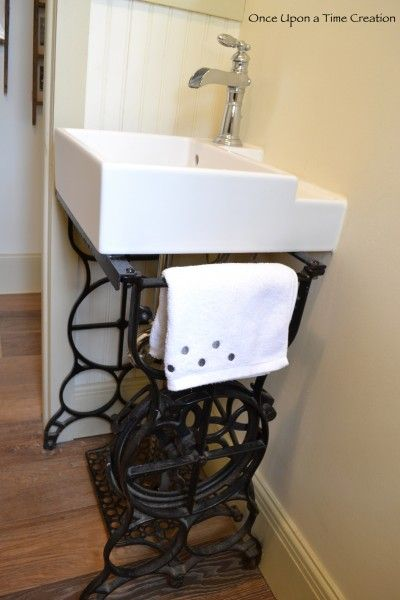 27 Best Sewing Bathroom Sink Images On Pinterest