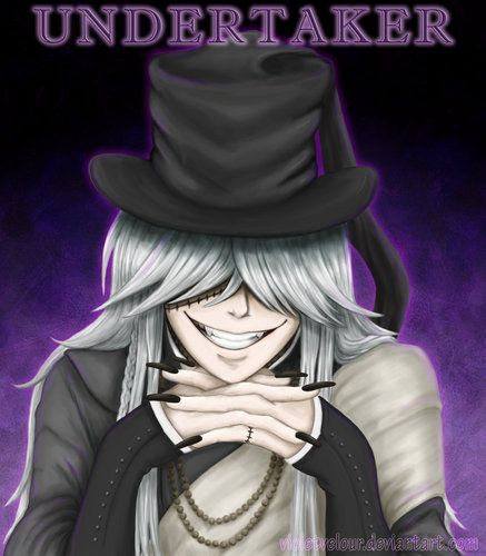 black butler undertaker gif | Undertaker - undertaker-from-kuroshitsuji Photo
