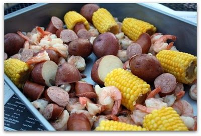 Mommy's Kitchen: Low Country Boil Using the Butterball Indoor Turkey Fryer by Masterbuilt