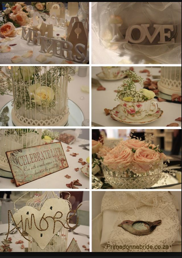 out of the box center piece ideas LOVE