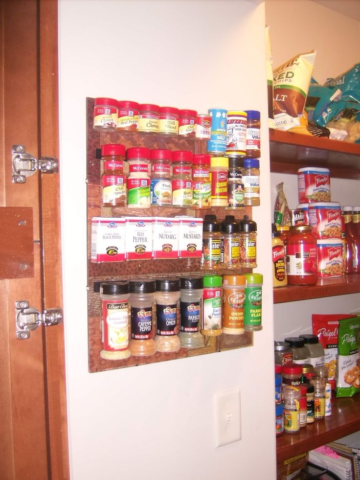 12 Best Images About Spice Rack Ideas On Pinterest Spice