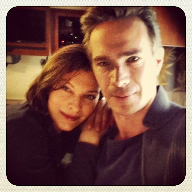 March 5, 2014: James instagrams that it's his last day on the set of Survivor       http://instagram.com/jamesdarcy1234