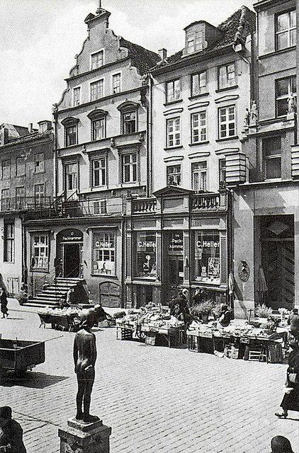 314 Königsberg - Altstaedt. Markt   von Kenan2
