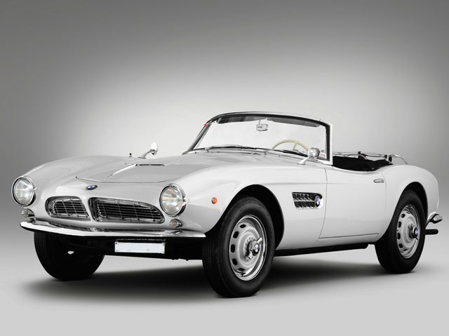 One Of The Most Beautiful Cars Ever Made The 1957 Bmw 507