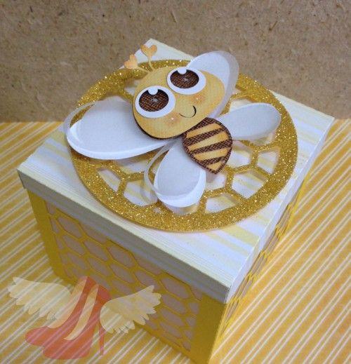 Tutorial caixa abelha