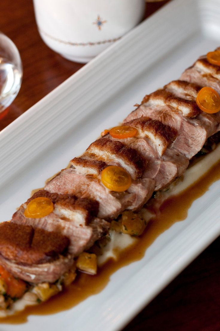 NYT Cooking: Duck Breast With Quince Compote