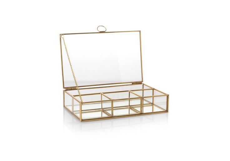 Decorative Boxes Tk Maxx : Ideas about mirrored jewellery box on