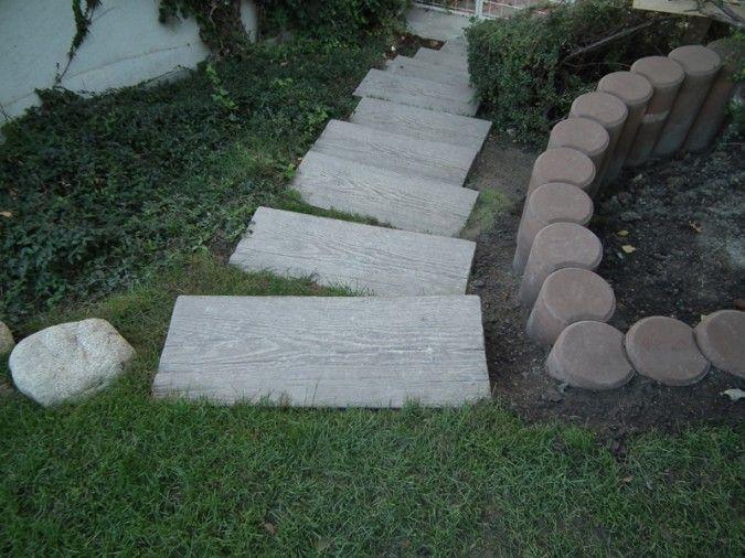 Přírodní schody BARK