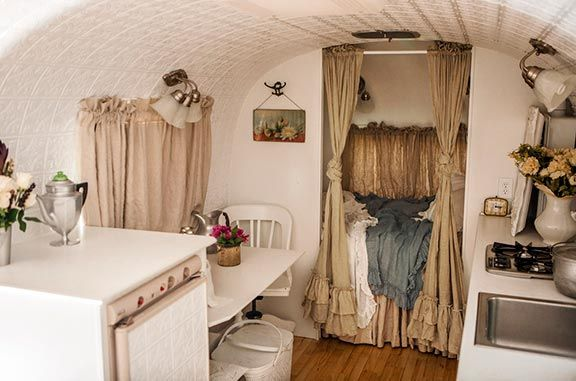 International Glamping Weekend — Airstream Restoration