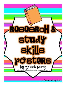 28 best study skills images on pinterest study skills gym and research and study skills posters fandeluxe Images