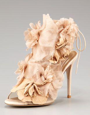 Valentino Fairy Tale Sandals (2010)