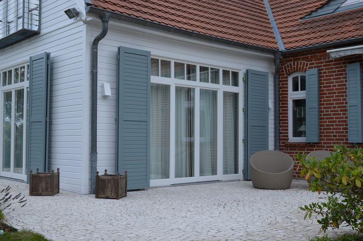 20++ Haus mit grauen fenstern Trends