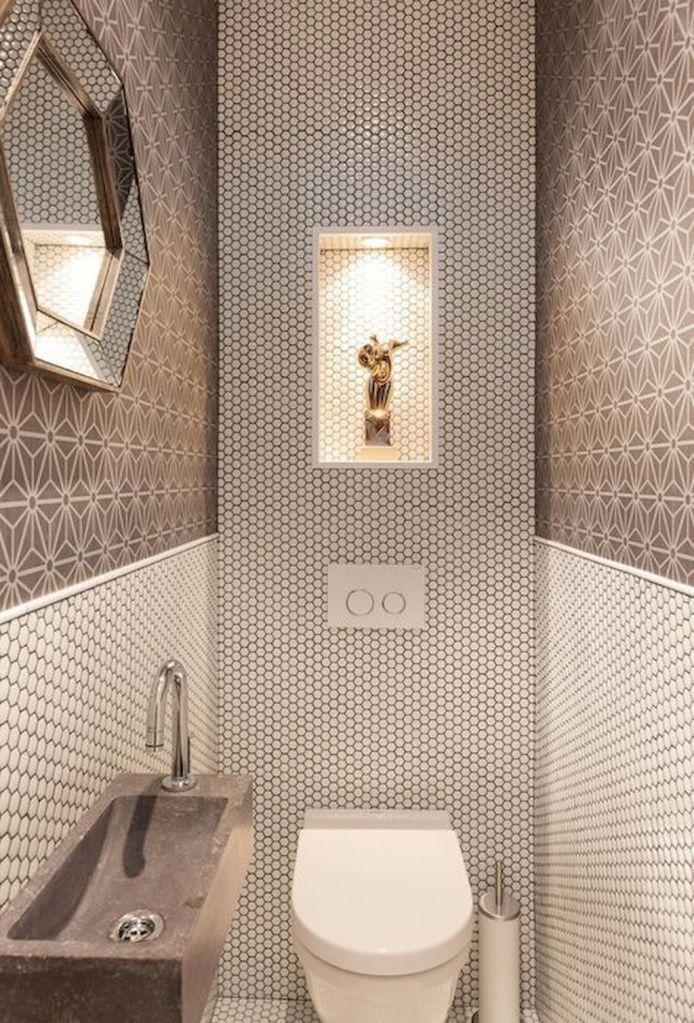 Space Saving Toilet Design For Small Bathroom Nebolshie Vannye Komnaty Vannaya Stil Dizajn Vannoj Komnaty