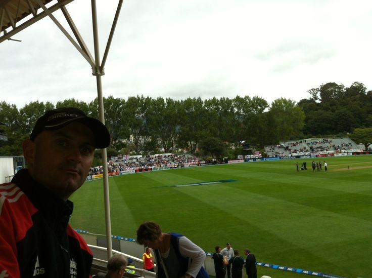 The Oval, Dunedin, New Zealand