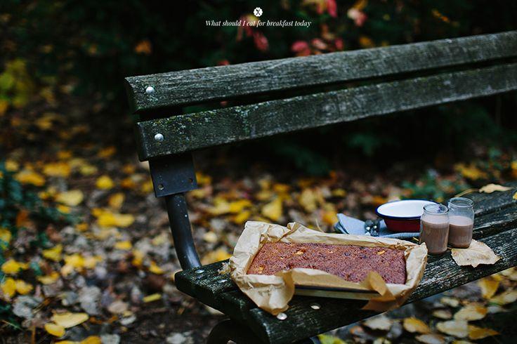 Carrot, banana and orange morning treat  / Marta Greber