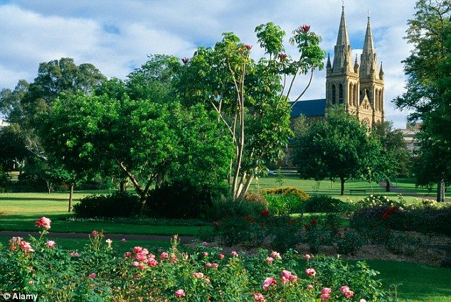 Adelaide in South Australia was named on The New York Times' list of 52 Places to Go in 2015 Of Course it is! always knew Adelaide was a special place.