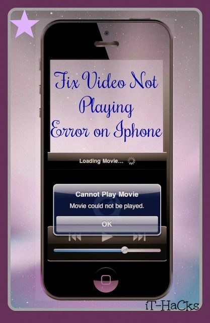 How to fix iPhone, iPad ... Best tips to fix headphone... how to fix Videos Not Playing /working/loading On #iphone . fix Apples products #howto #hacks #mac #stepbystep #software #smartphones #videos #android #phones #follow4follow #follow #me