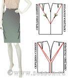 Клуб любителей шитья Сезон - сайт, где Вы можете узнать все о шитье - Исправления дефектов юбки