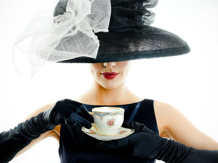 Afternoon tea ...: Hats, Tea Party, Tea Time, Fashion, Style, High Tea, Teas, Afternoon Tea, Teatime