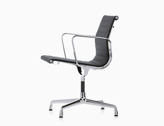 Aluminium-Chair-EA108_Hopsak-schwarz www.vitra.com www.meijerwonen.nl