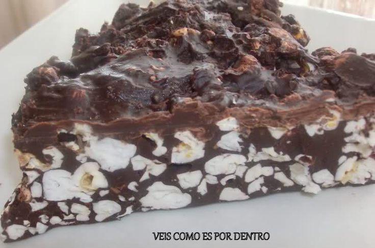 torta de palomitas