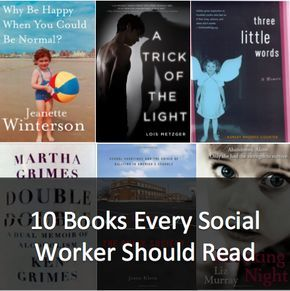 It can be tough to find the best social work resources online. Well, we've done the work for you — here are 10 books every social worker should read and why.