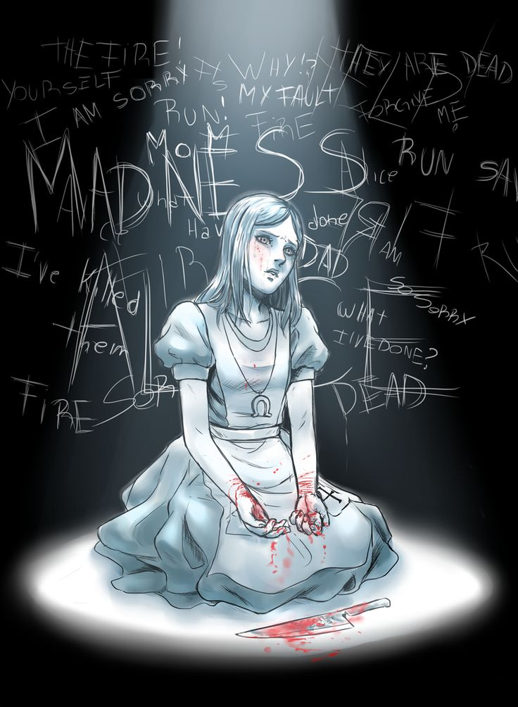 Alice...what have you done? by ~soufis19 on deviantART