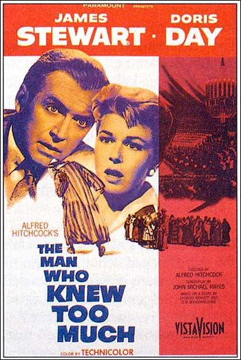 The Man Who Knew Too Much is a good movie, i really liked it.